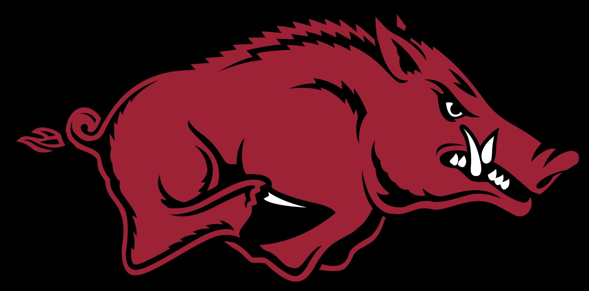Arkansas Razorbacks Logo SEC Arkansas razorbacks