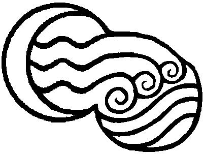 Browsing Drawings On Deviantart Water Tribe Symbol Drawing Water Symbol