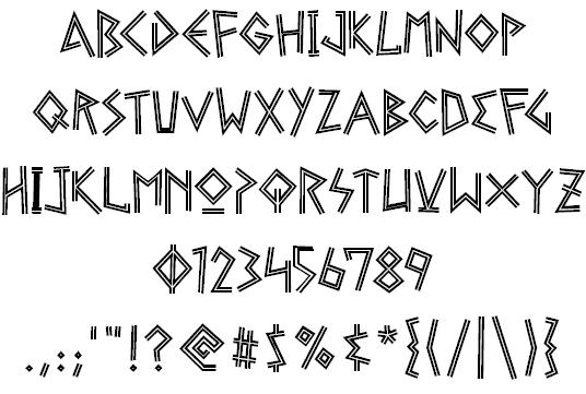 Gelio Font Cumberland Fontworks Fontspace Greek Font Greek Typeface