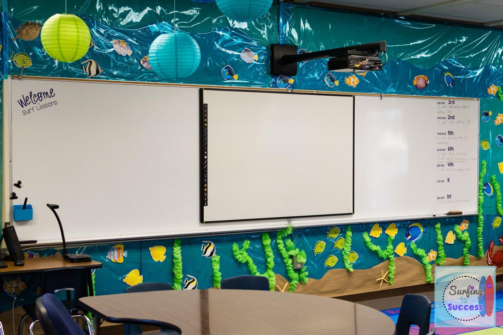 My Ocean Theme Classroom Ocean Theme Classroom Ocean Classroom