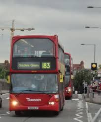Image result for london bus route 183 | Big cats | Pinterest