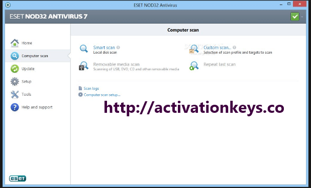eset nod32 antivirus license keys