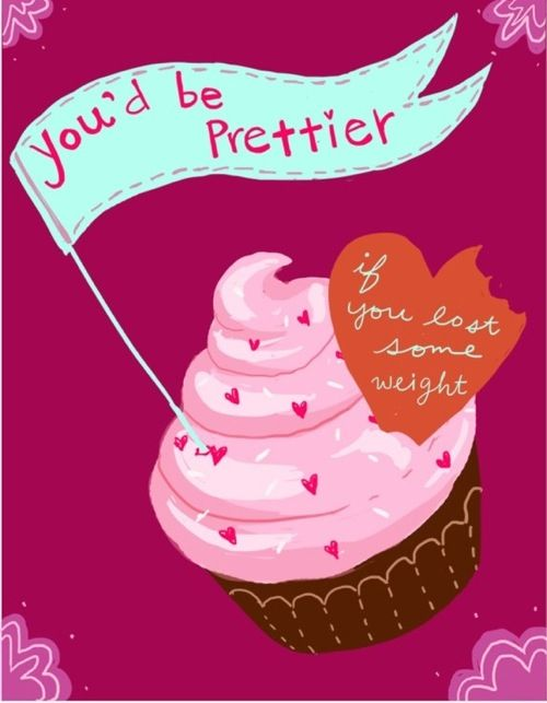 Humorous Valentine S Day Cards To Creep Out Your Crush Designtaxi