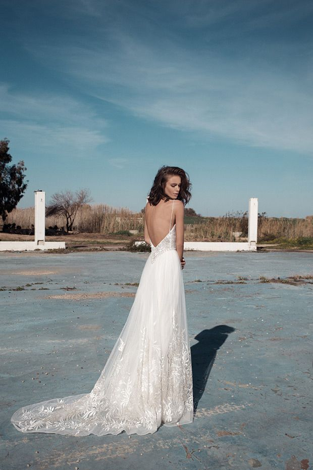 Wearable Intrigue Flora Wedding Dress 2018 Collection Ethereal