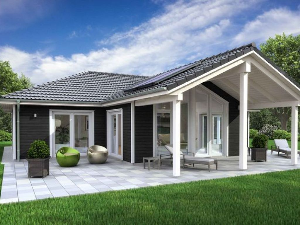 schl sselfertiger traumhaus bungalow auf herrlichen. Black Bedroom Furniture Sets. Home Design Ideas