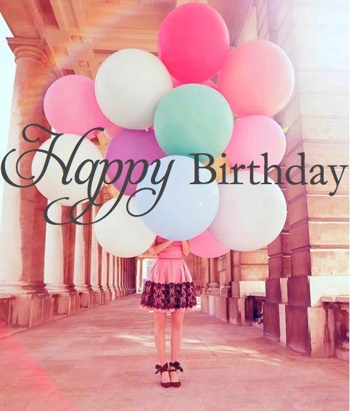 色合いもかわいくてステキ Facebookで送る画像はこれでキマリ Mery メリー 画像あり 誕生日おめでとうのミーム 誕生日 女の子の誕生日