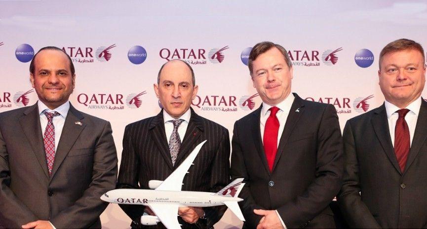 Qatar Airways announces aggressive expansion plans for