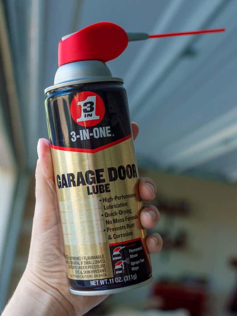 7 Easy Ways To Use Garage Door Lubricant Home Beautifully Garage Door Lubricant Garage Doors Used Garage Doors