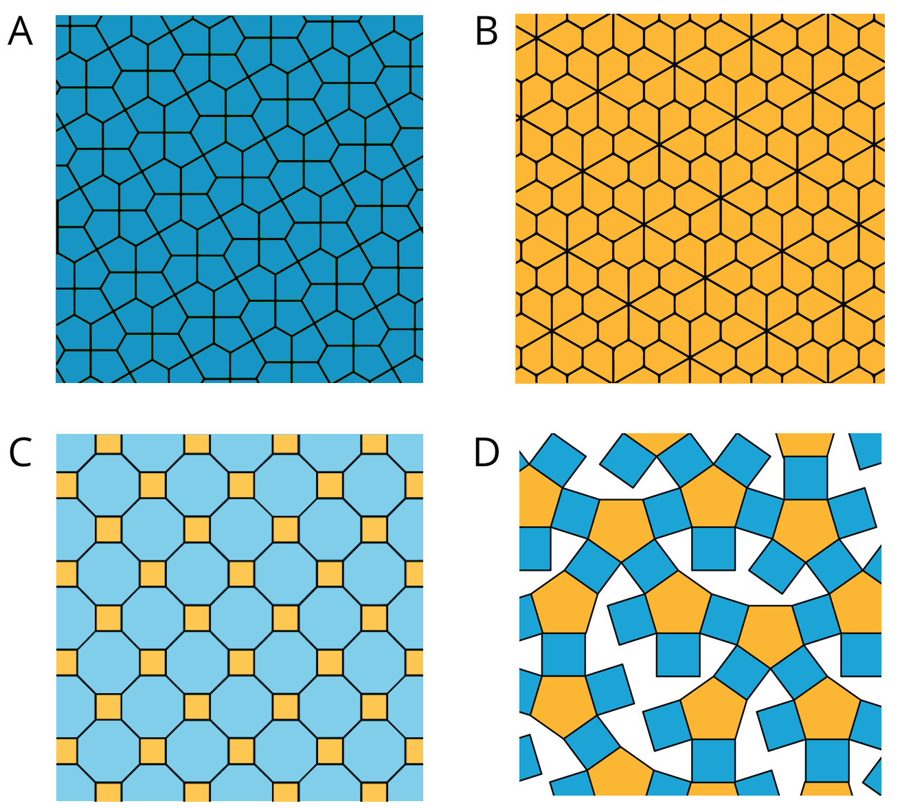 Lesson 1 Which One Doesn T Belong Tiling A Plane Visit