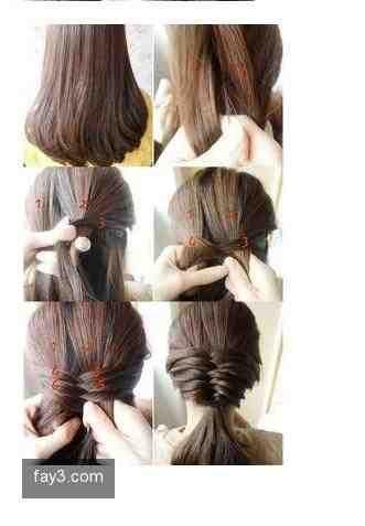 ألبوم تعليم تسريحات الشعر خطوة بخطوة Long Hair Styles Summer Hairstyles Hair