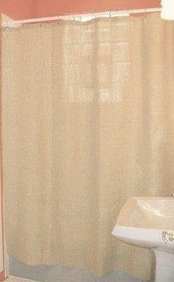 Hemp Shower Curtain 105 This Curtains On The Safe List