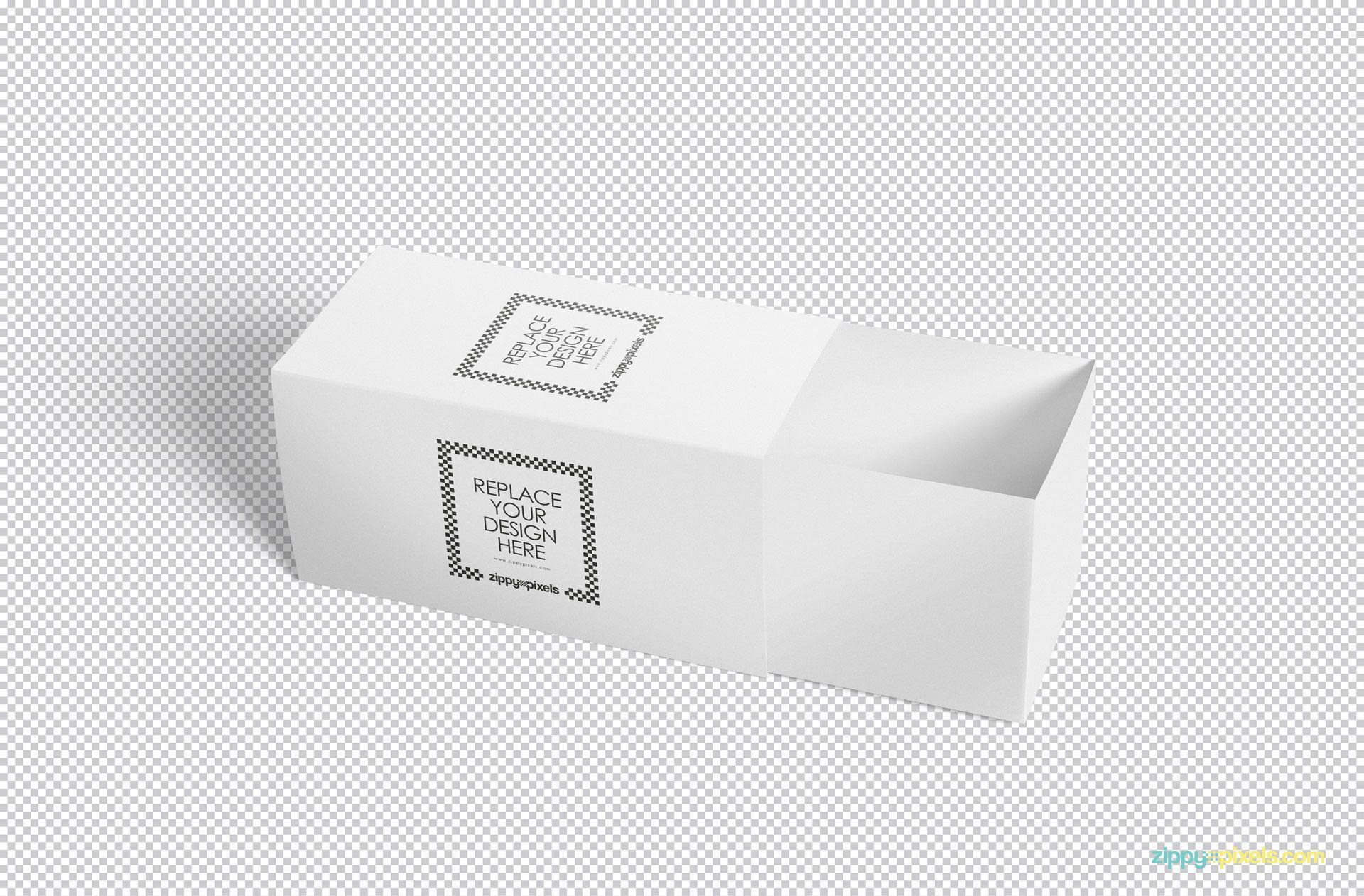 Download 3 Free Cardboard Drawer Box Mockups Zippypixels Box Mockup Drawer Box Slide Box