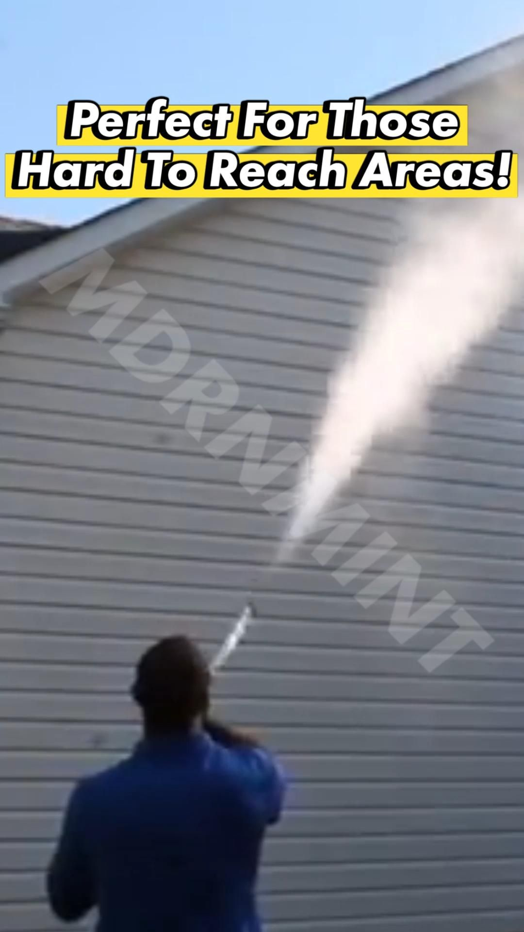 Foamking 2 In 1 Pressure Washer Video Video In 2020 Cleaning Fun Diy Home Cleaning Car Cleaning Hacks