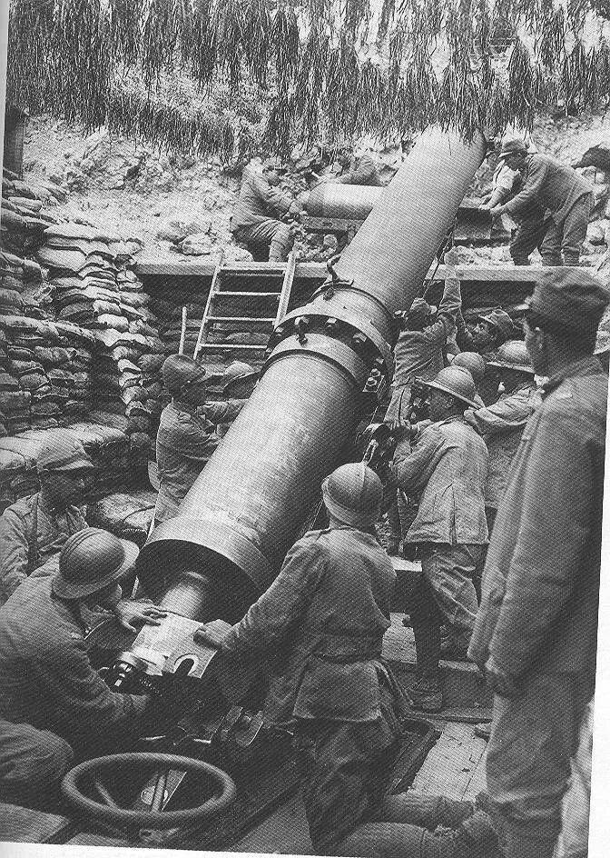 Italian 400 mm bombards wwii pinterest wwi history and italian 400 mm bombards italian armymilitary weaponsworld sciox Images