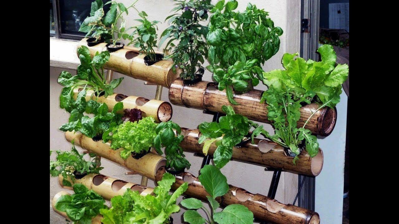 DIY vertical garden design ideas | Vertical garden plants ...