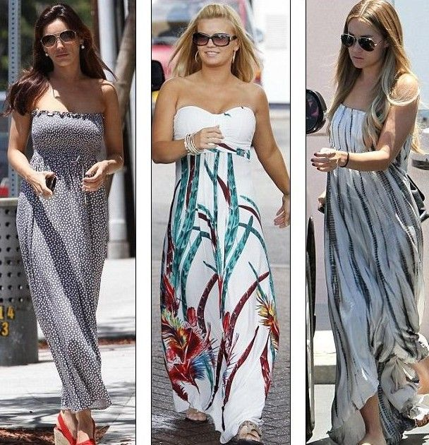 Collection Long Casual Dresses For Summer Pictures - Get Your ...