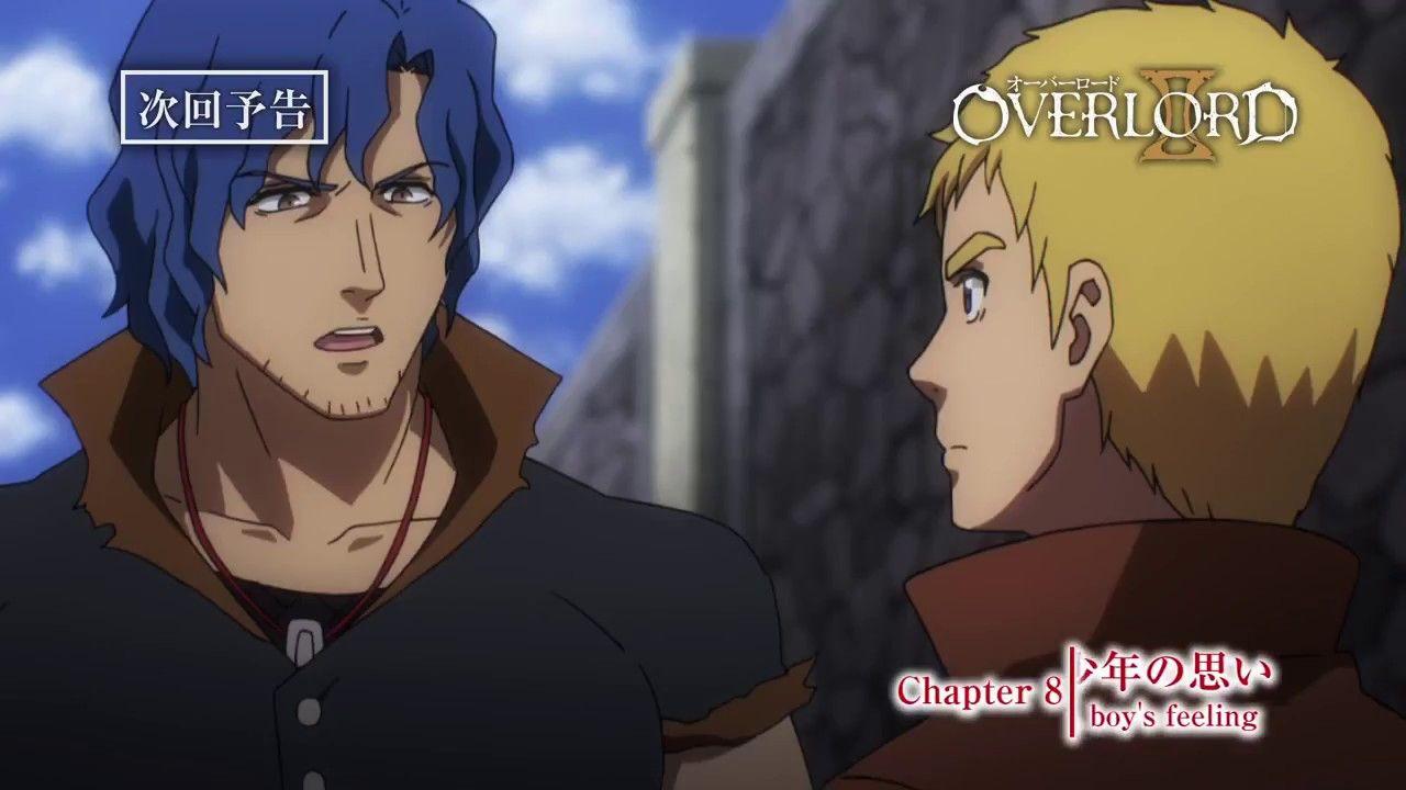 Overlord Season 2 Episode 8 preview | Anime News | Pinterest