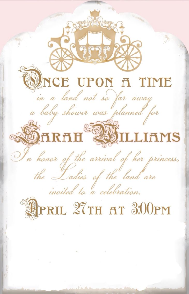 Invites | Kyleigh Renee\' Baby Shower | Pinterest | Marceline