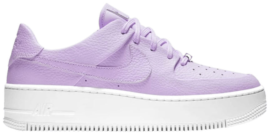 Wmns Air Force 1 Sage Low 'Psychic Pink' in 2020 | Purple