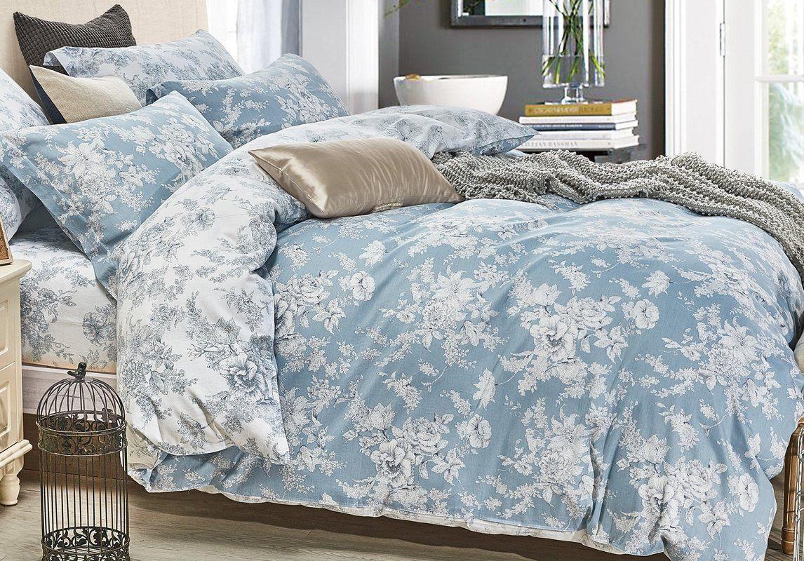 Worthen Reversible Comforter Set With Images Comforter Sets