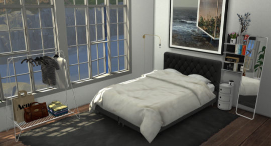 Sims 4 CC's The Best Bedroom Set by minc7878 Sims