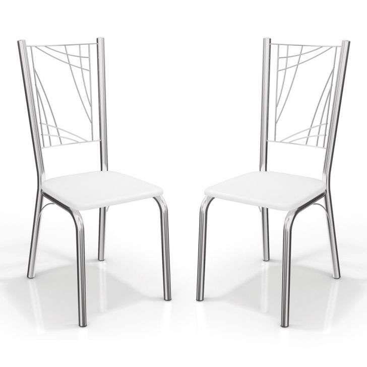Compre Kit 2 Cadeiras e pague em até 12x sem juros. Na Mobly a sua compra é rápida e segura. Confira!