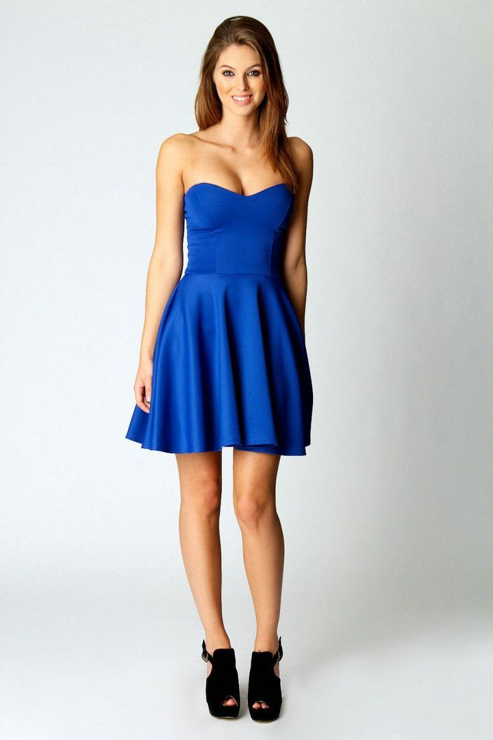 Cocktail dress royal blue dresses | Best style dress | Pinterest ...