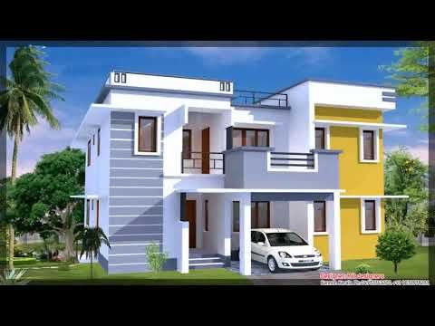 600 Square Feet Duplex House Plans Youtube With Images