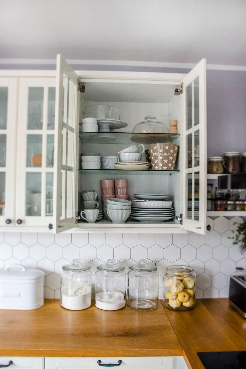 Kuchnia Ikea Ikea Bodbyn Kitchen Open Kitchen And Living Room Kitchen Remodel
