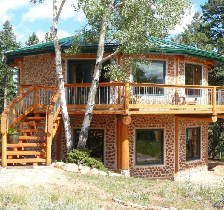 Haus aus Holz bauen - Architektur mit vielen Vorteilen   Architektur ...