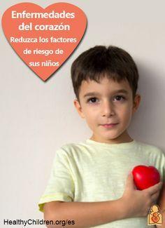 De acuerdo con la American Academy of Pediatrics, seguir una dieta sana para el corazón desde una edad temprana baja los niveles de colesterol y reduce el riesgo de las enfermedades cardiacas por el resto de la vida. Visite a HealthyChildren.org/es para más información.