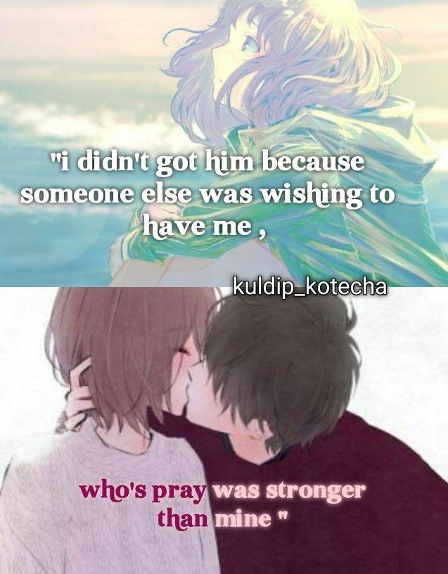 Pin by Kuldip kotecha on Anime Love, Hurts, break up