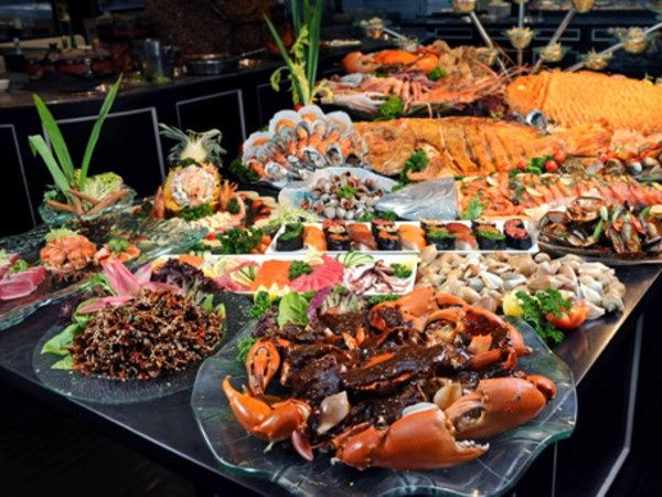 Admirable The 10 Best Seafood Buffet In Las Vegas And Guide To Vegas Download Free Architecture Designs Grimeyleaguecom