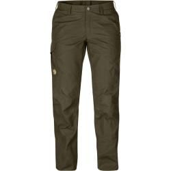 Photo of Fjällräven W Karla Trousers | 34,38,40,42,44,46,48,36 | Oliv | Damen Fjällräven