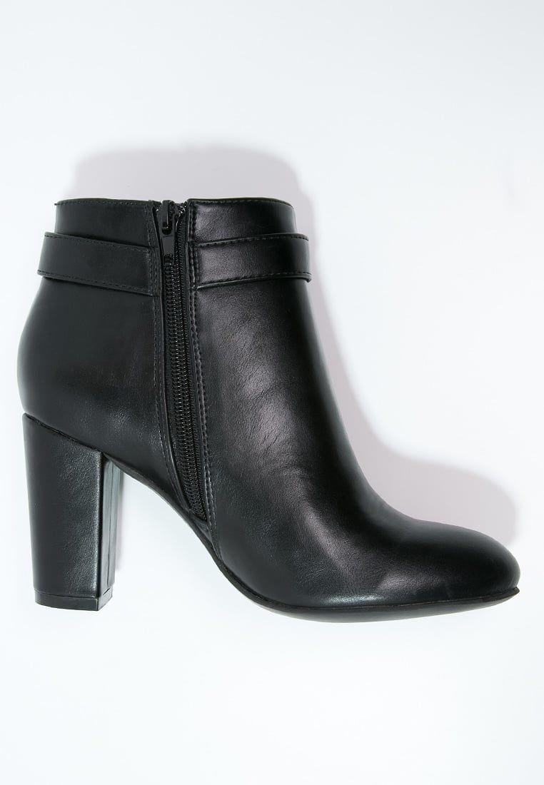 Anna Field Boots à talons - black - ZALANDO.FR   chaussures ... d0d38b644116