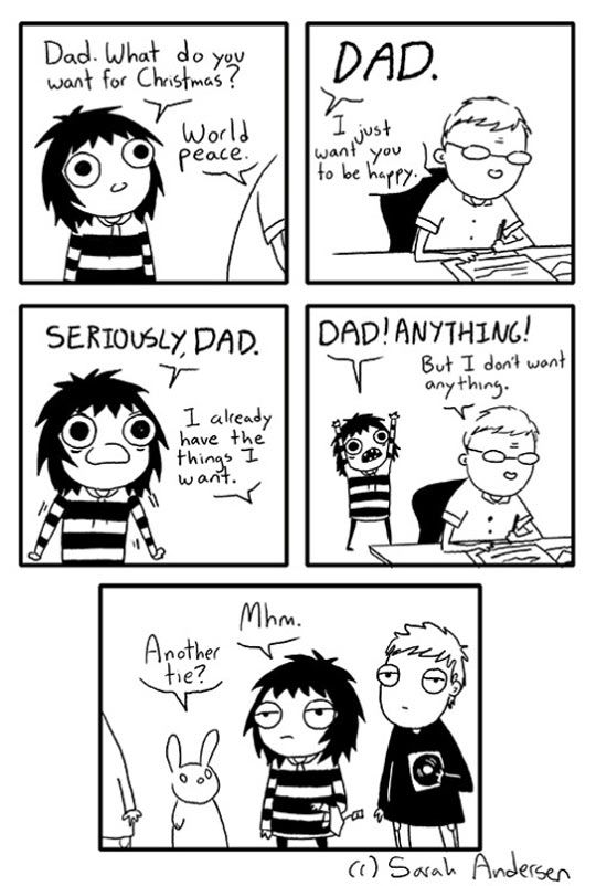 what do you want dad dads comic and sarah andersen. Black Bedroom Furniture Sets. Home Design Ideas