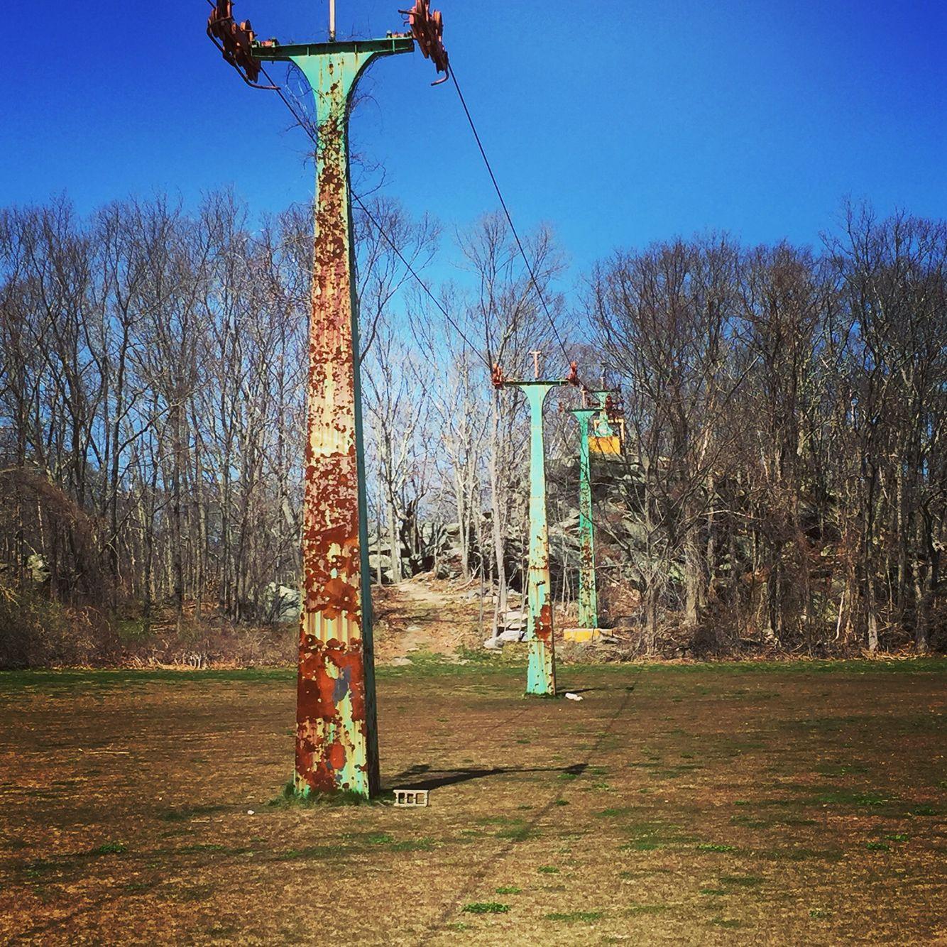 Abandoned Amusement Parks, Abandoned