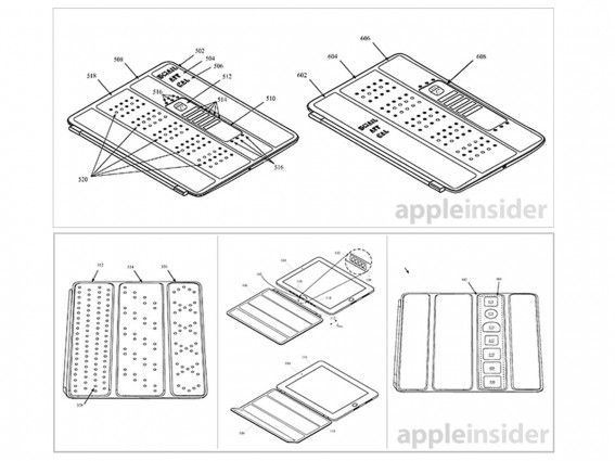 Apple ipad patent plots a smarter smart cover brave new world apple ipad patent plots a smarter smart cover brave new worldapple ccuart Gallery
