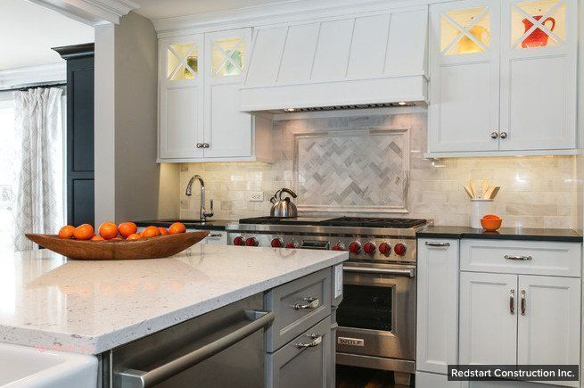 Lovely Houzz Kitchen Backsplashes