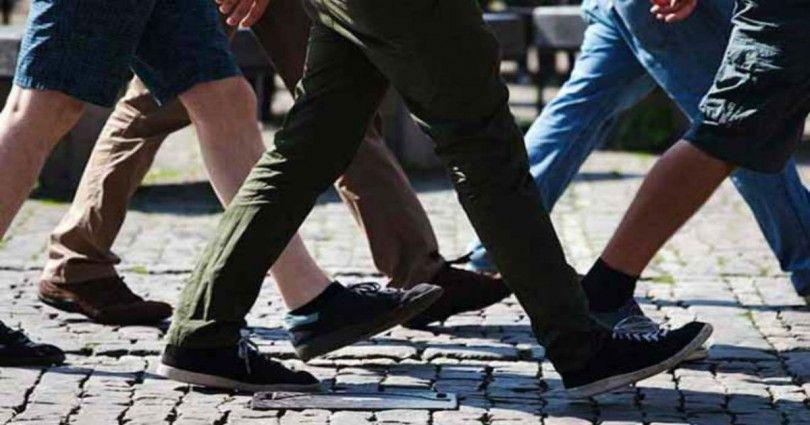 Πόσες θερμίδες καίτε με το περπάτημα – Με πόσα βήματα θα χάσετε 1 κιλό Crazynews.gr