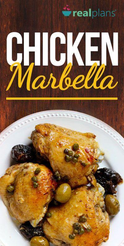Chicken Marbella (AIP) #chickenmarbella Paleo Chicken Marbella (AIP) #chickenmarbella