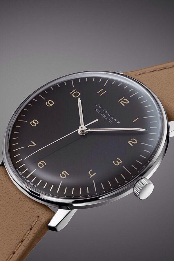 Junghans Watch Max Bill Watch Watches For Men Minimalist Watch