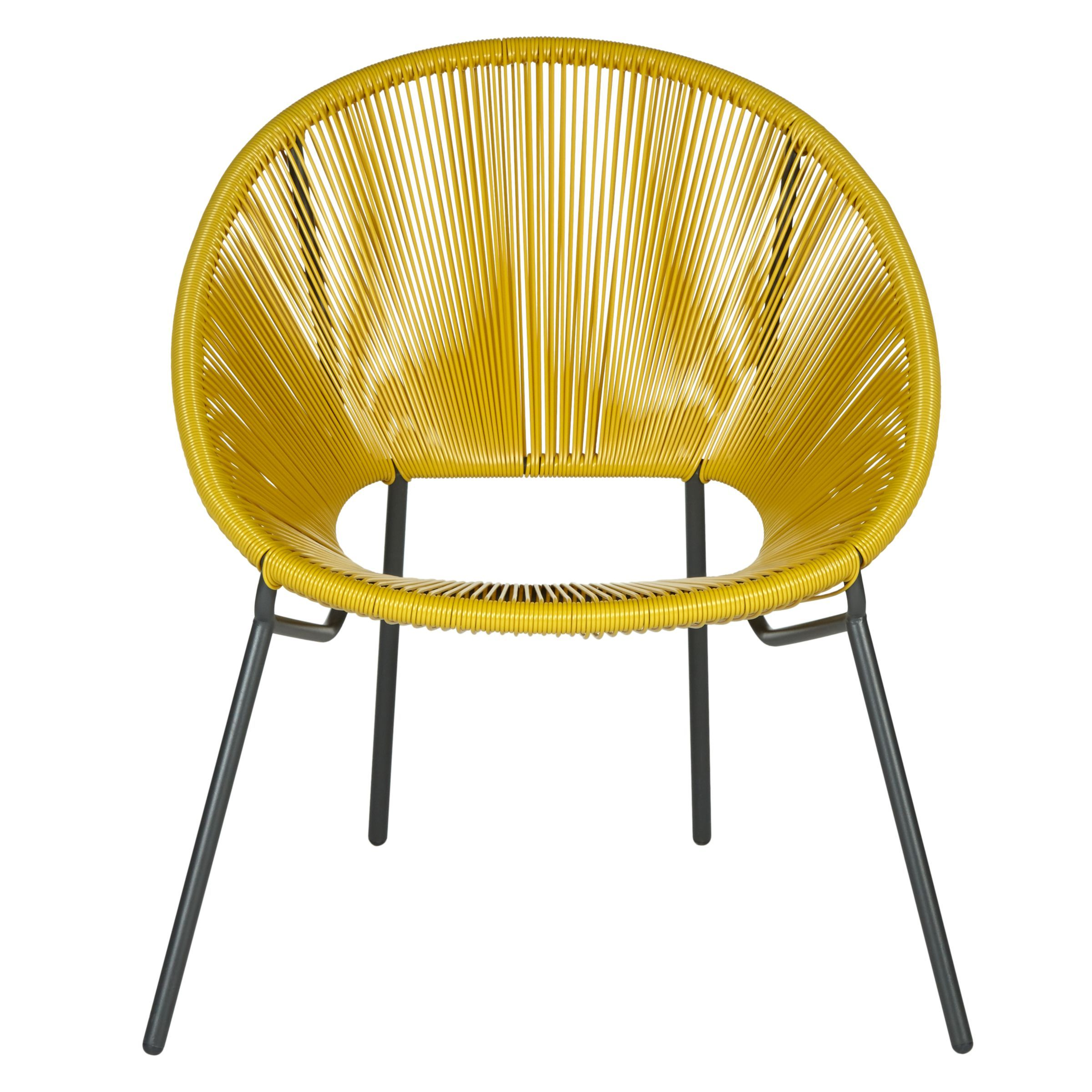 House By John Lewis Salsa Garden Chair Set Of 2 In 2020 Garden