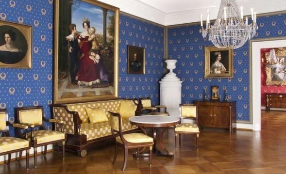 Führungen durch das Schlossmuseum im 90-Minutentakt | Darmstädter Heinerfest