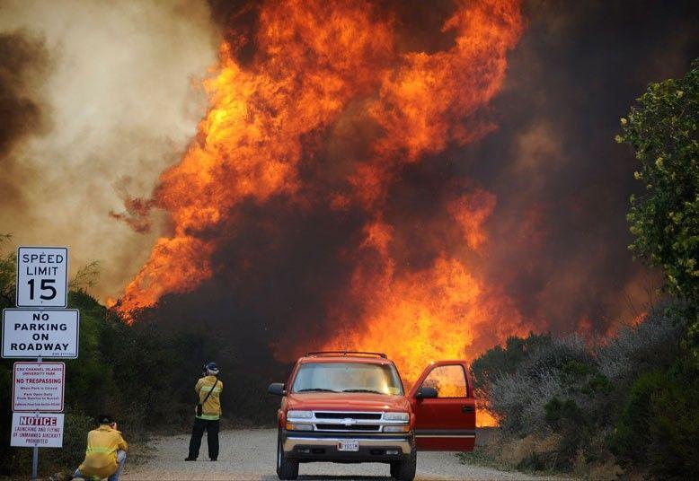 Wildfire in California Wildland firefighter, Volunteer