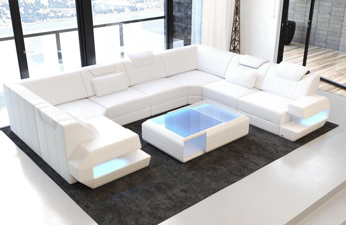 Wohnlandschaft Ragusa U Form Modern Sofa Designs Luxury Sofa