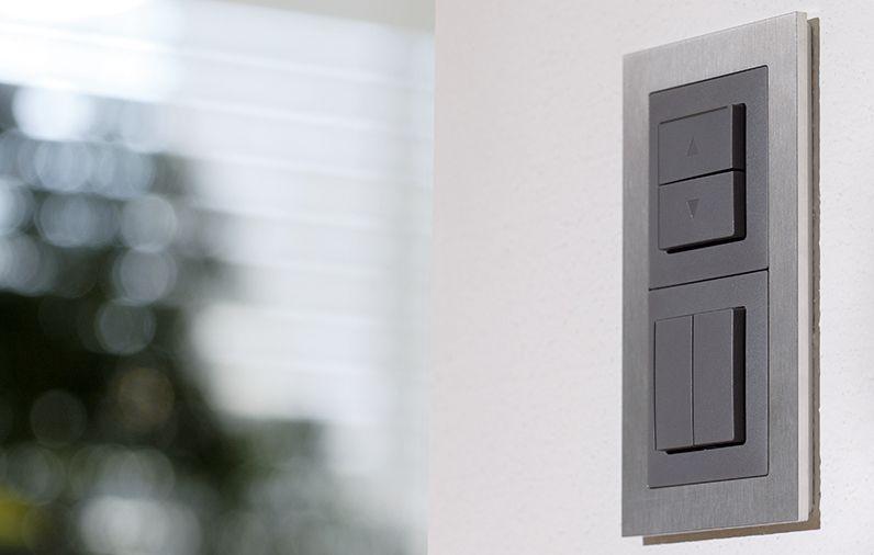 Feller Gallery Lichtschalter Schalter Und Steckdosen Lampe Anschliessen