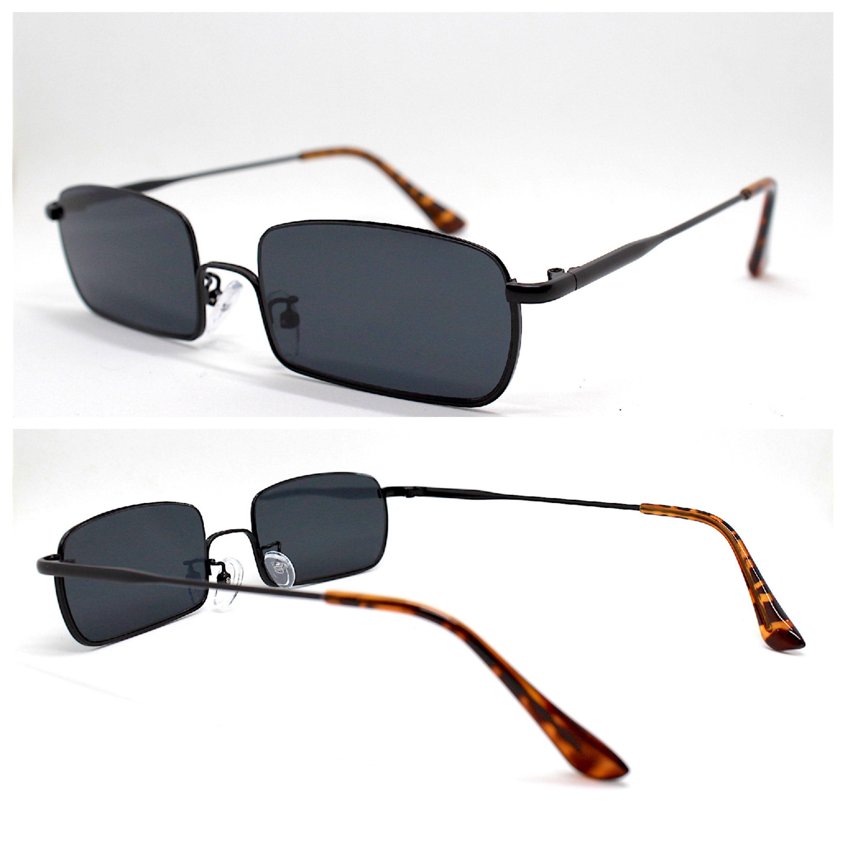 X-CRUZE/® occhiali da sole nerd polarizzati stile retro vintage unisex uomo donna occhiali da nerd