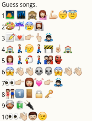 Whatsapp Guess The Hindi Songs Puzzle 6 Puzzlersworld Com In 2020 Emoji Quiz Picture Puzzles Hindi Old Songs