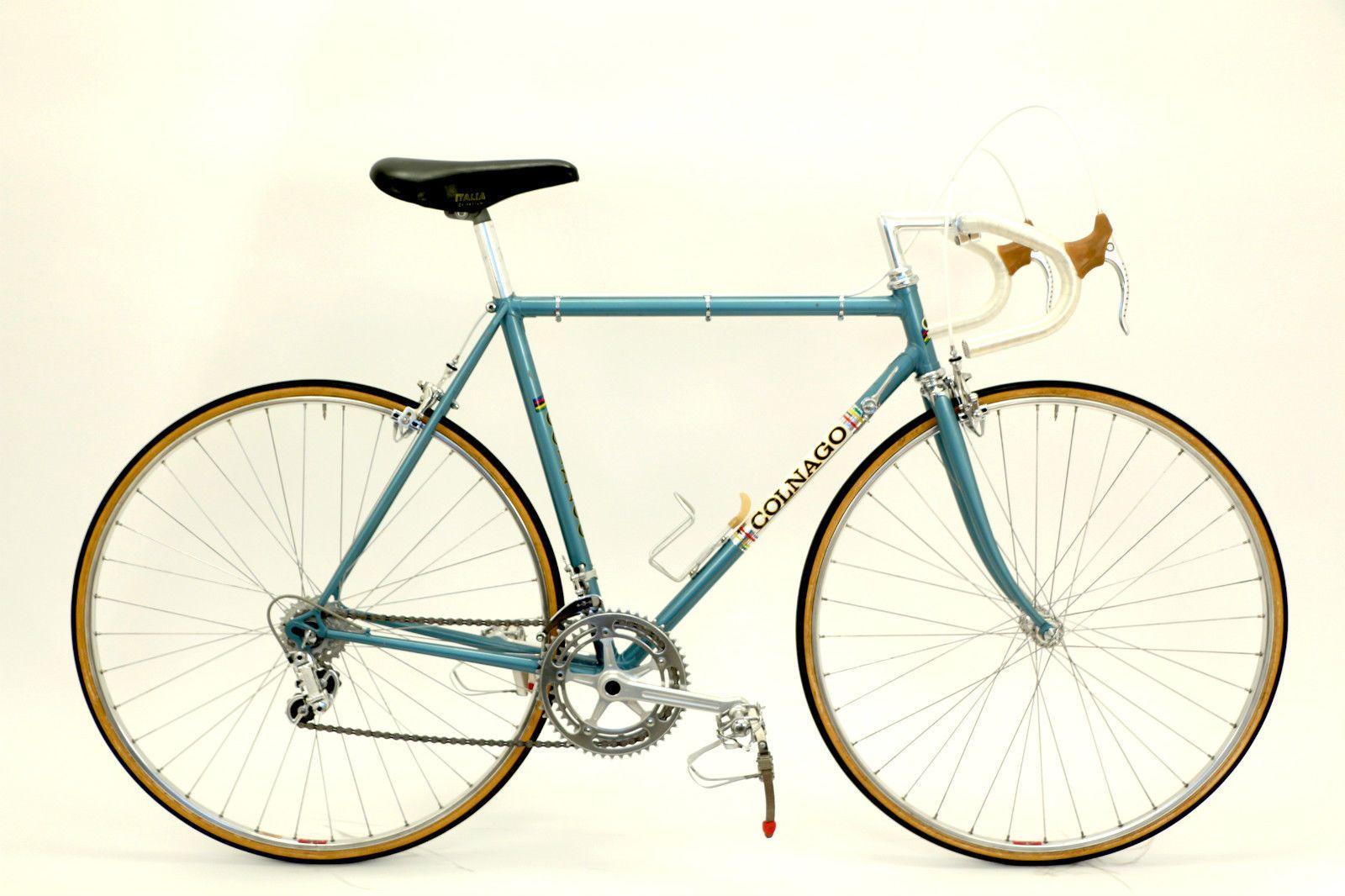 Colnago Super Campagnolo Nuovo Record Vintage (1974-1975) | Splendid ...